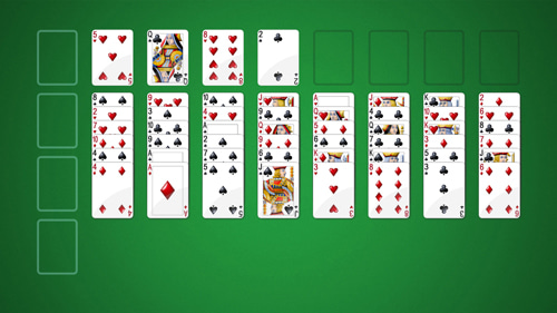 Free Online Classic Solitaire Games